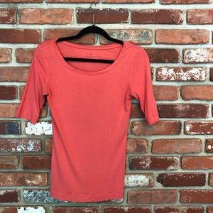 (2) Caslon T-shirts